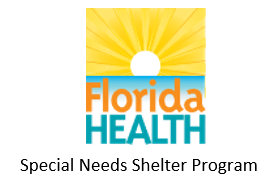 Special needs shelter information